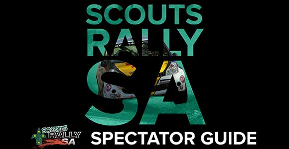 Download the 2014 Scouts Rally SA Interactive Spectator Guide